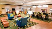 Hampton Inn - Airport - Dining Room