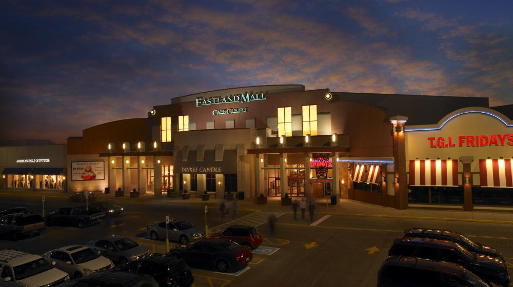 stores eastland mall evansville indiana